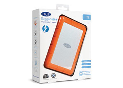 LaCie Rugged USB 3.0 - 1