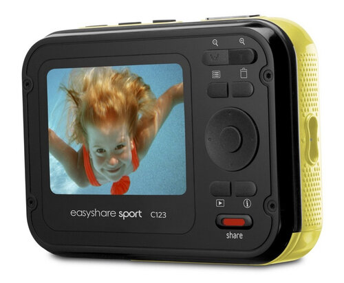 Kodak EasyShare Sport C123 - 2