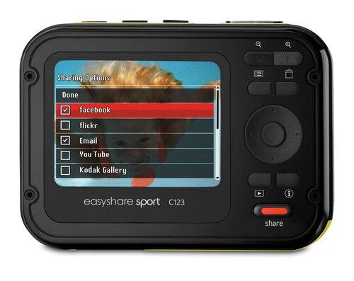 Kodak EasyShare Sport C123 - 3