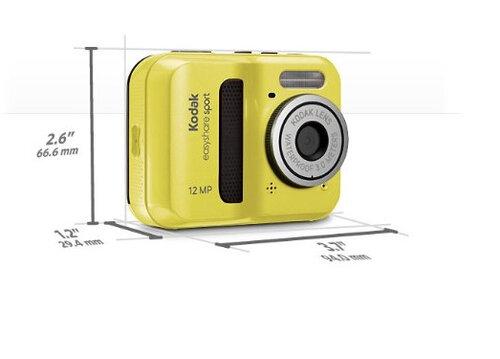 Kodak EasyShare Sport C123 - 6
