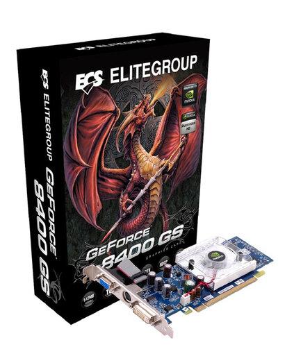 ECS N8400GS-512DS - 2