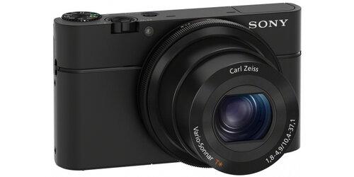 Sony CyberShot DSC-RX100 - 3