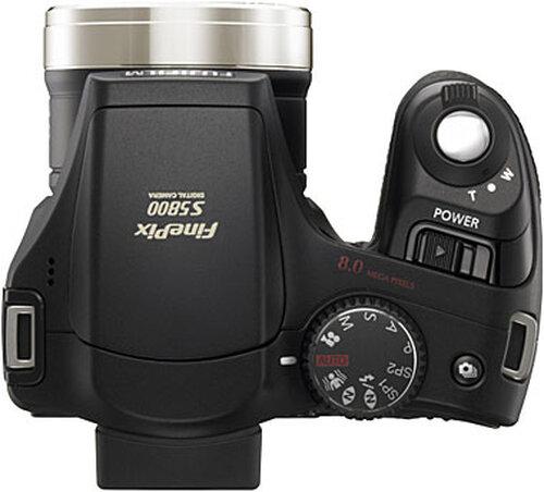 Fujifilm FinePix S5800 - 4