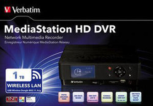 Verbatim MediaStation HD DVR - 5