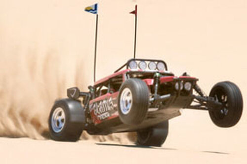 Vaterra Glamis Fear Four Seat Buggy #2