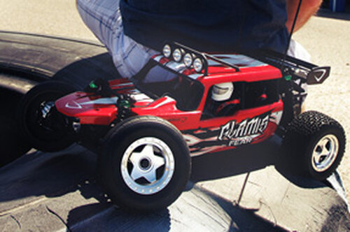Vaterra Glamis Fear Four Seat Buggy #3
