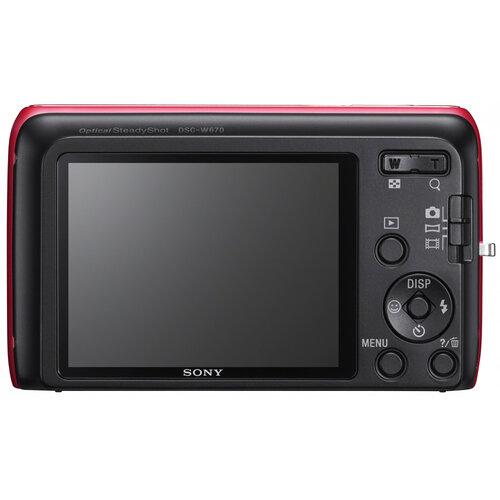 Sony Cybershot W670 - 6