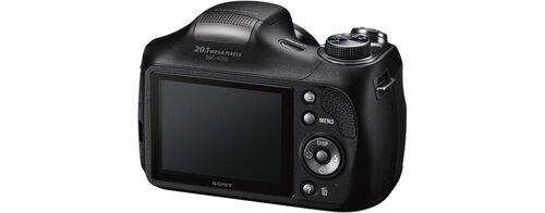 Sony Cybershot DSC-H200 - 9