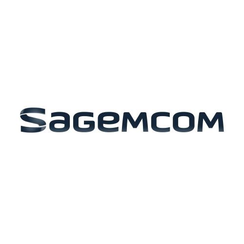 Sagemcom D380 Color Negro Tel/éfono inal/ámbrico con tecnolog/ía DECT