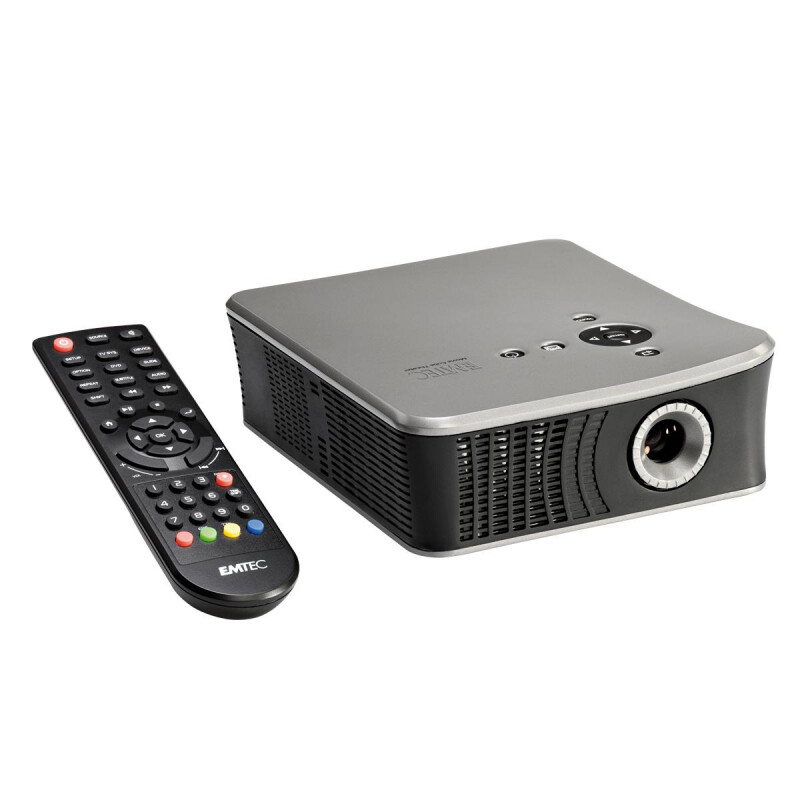 Emtec Movie Cube Theater T800X #1