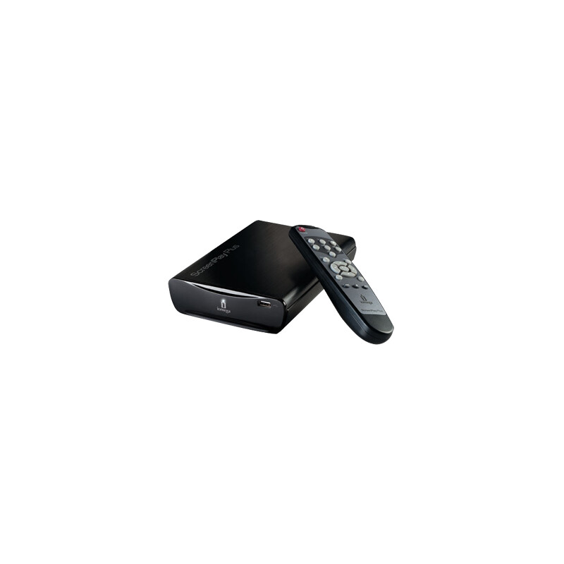Iomega 34434, ScreenPlay Plus HD Media Player - 1