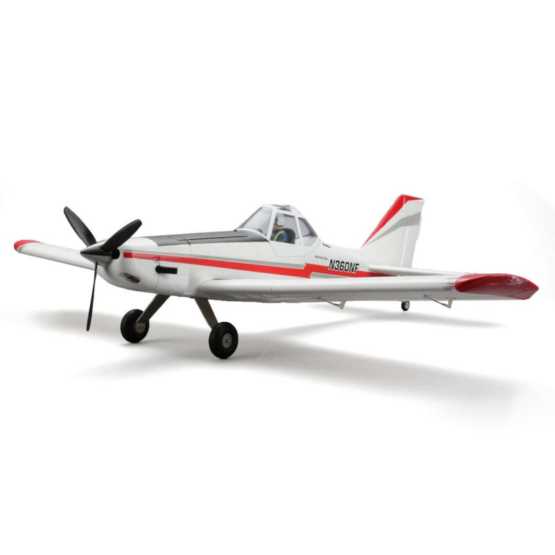 E-flite Brave Night Flyer BNF Basic #1