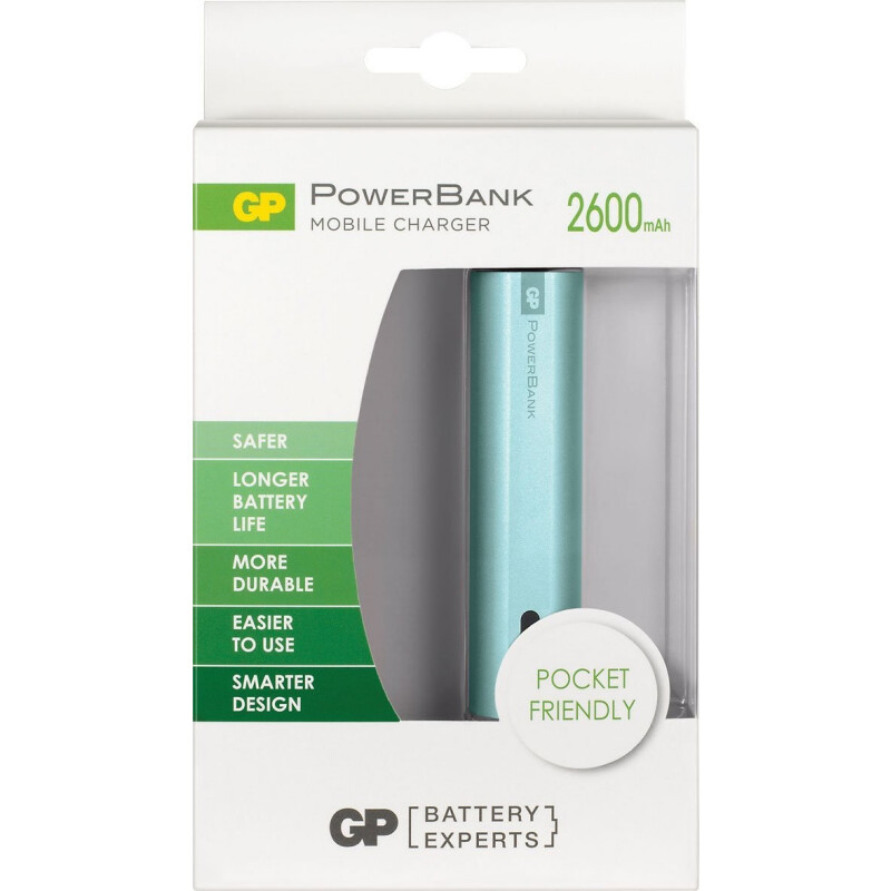 GP Batteries Portable PowerBank FN02M #1