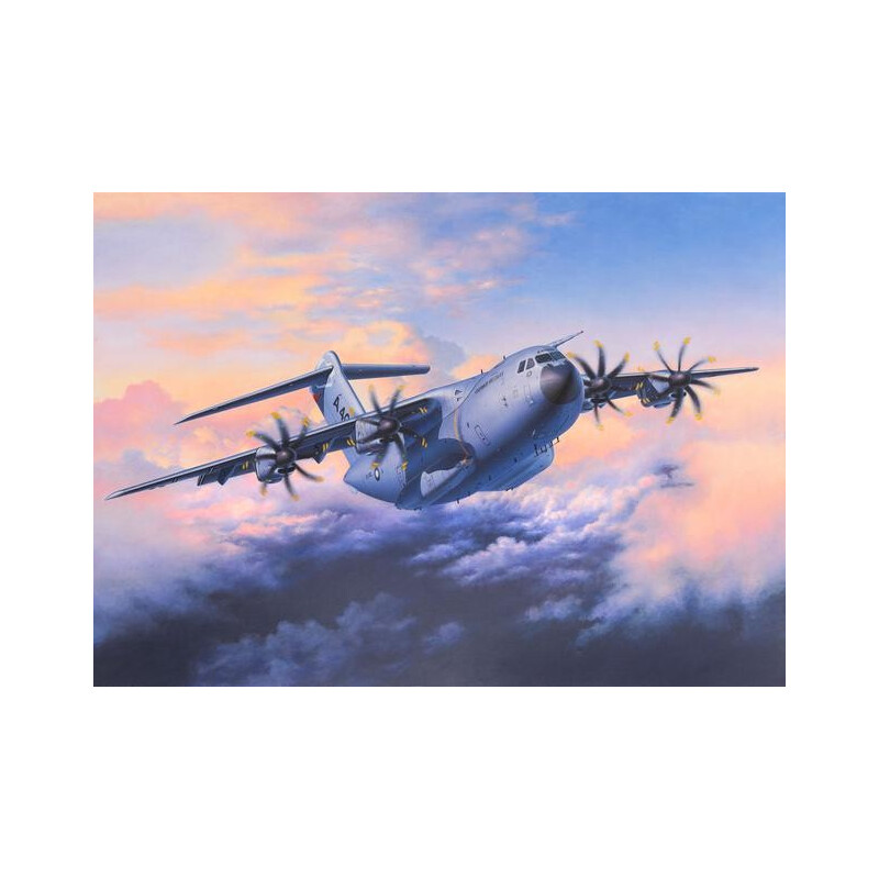 Revell Airbus A400 M Grizzly #1