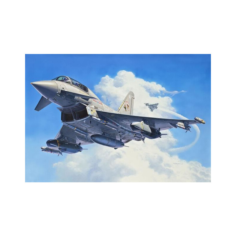 Revell EUROFIGHTER TYPHOON twin-seater #1