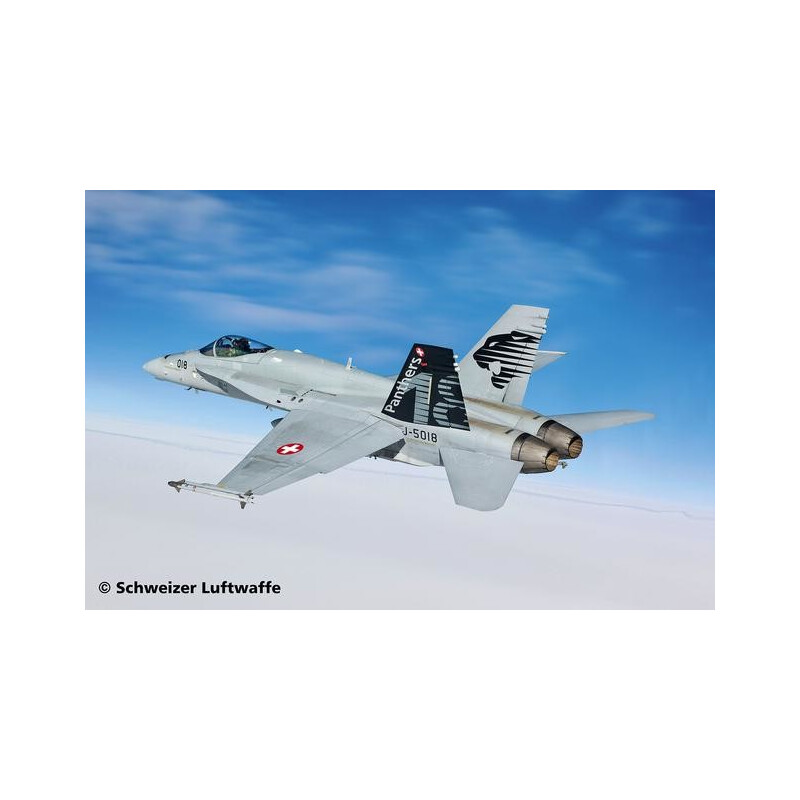 Revell F/A-18C Hornet Swiss Air Force #1