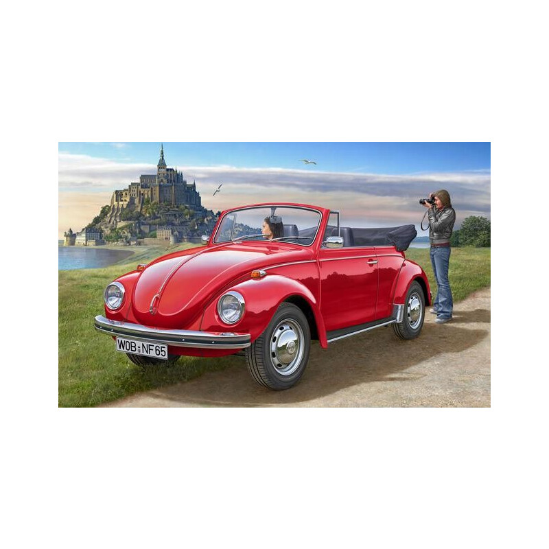 Revell VW Beetle Cabriolet 1970 #1