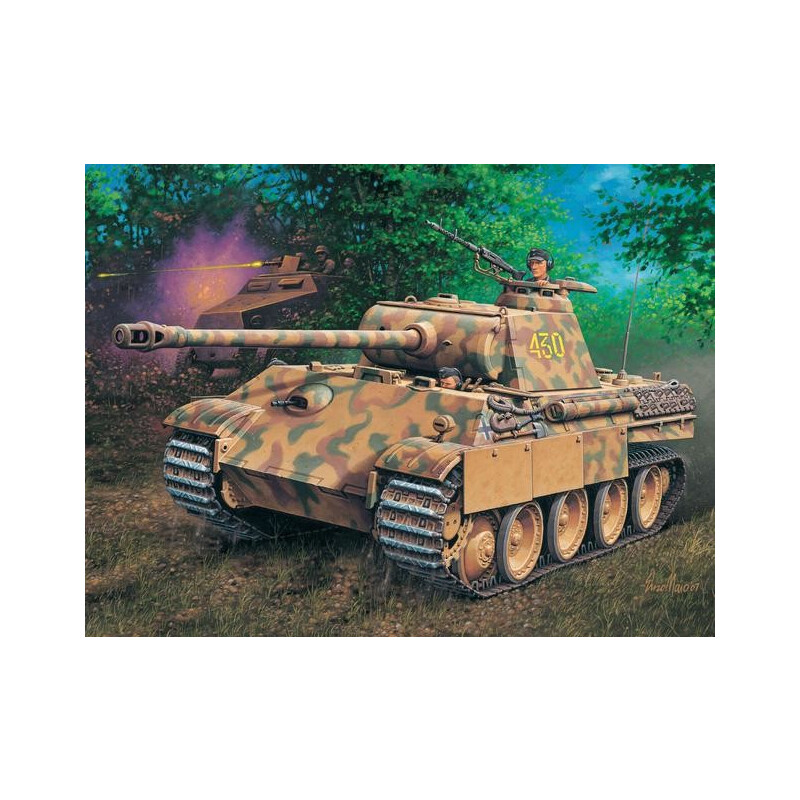 Revell PzKpfw V PANTHER Ausf.G #1