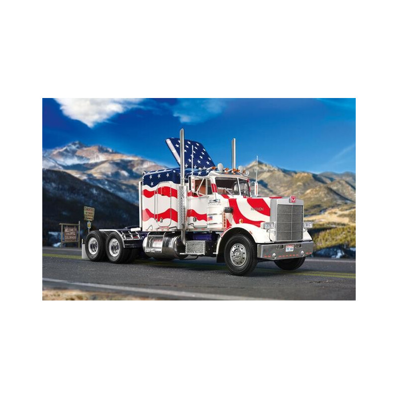 Revell Marmon Conventional Stars and Stripes #1