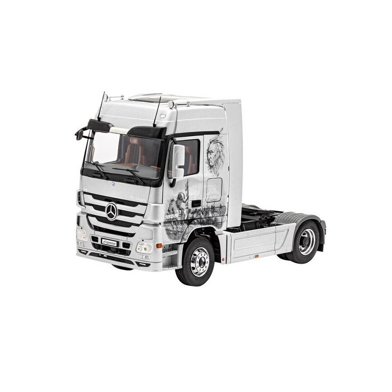 Revell Mercedes-Benz Actros MP3 #1