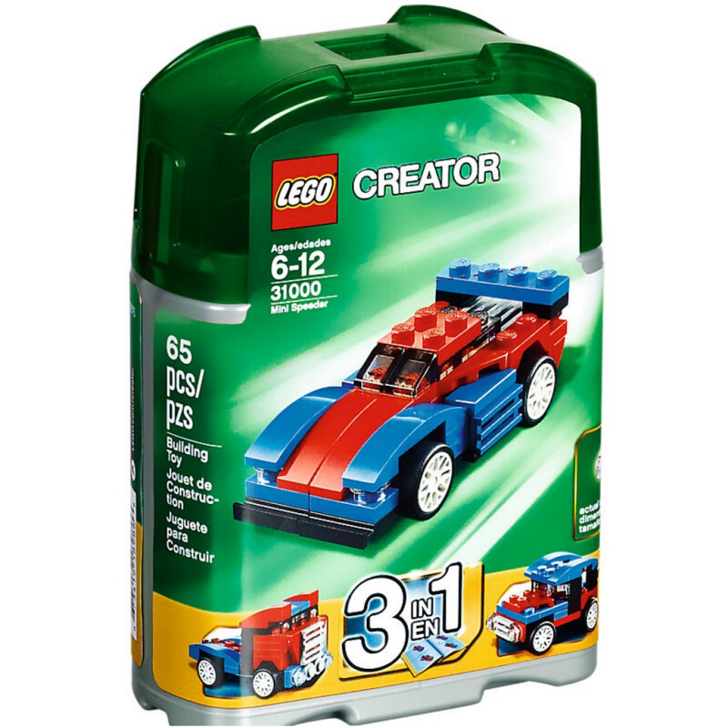 Lego Mini Speeder 31000 #1