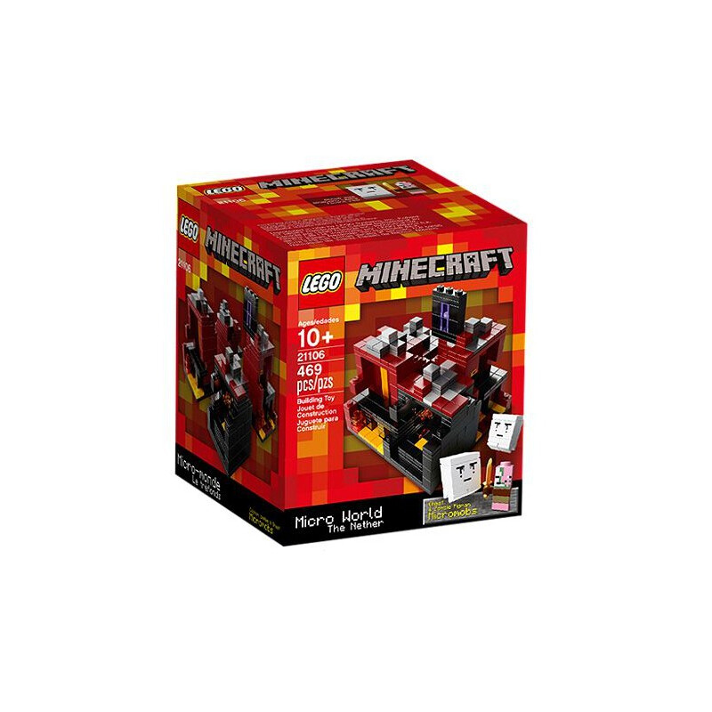 Lego Micro World – The Nether #1