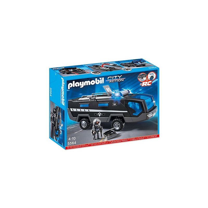 Playmobil City Action SWAT Command Vehicle 5564 #1