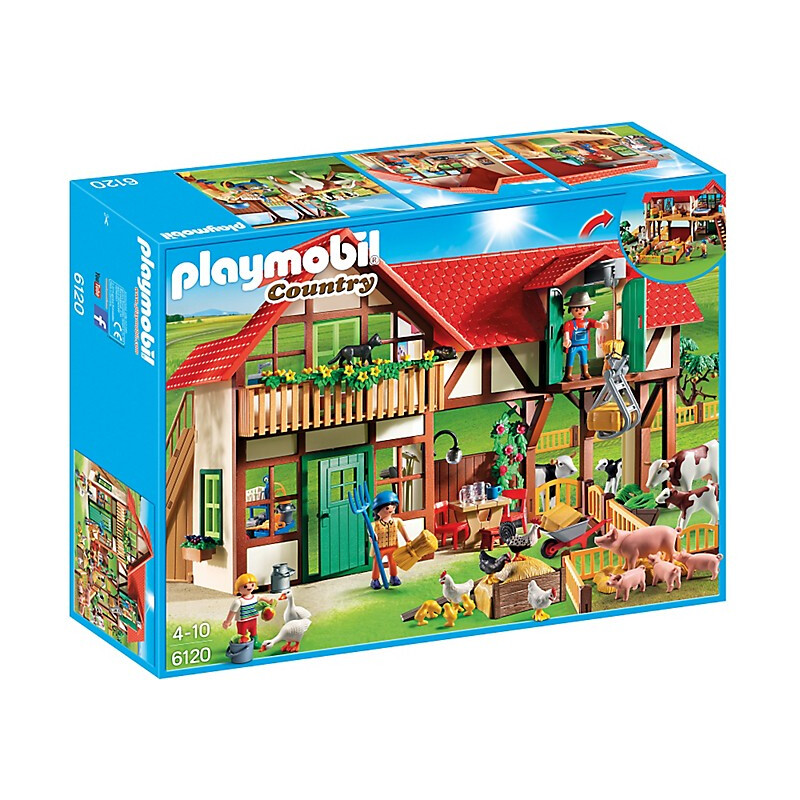 Playmobil Country Large Farm 6120 #1