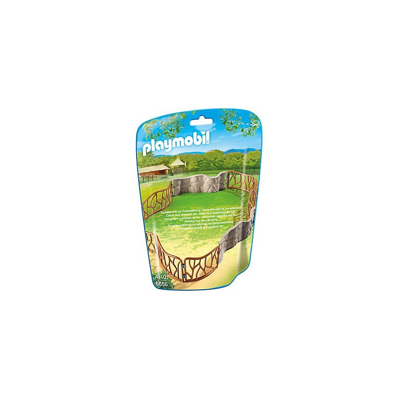 Playmobil City Life Zoo Enclosure 6656 #1