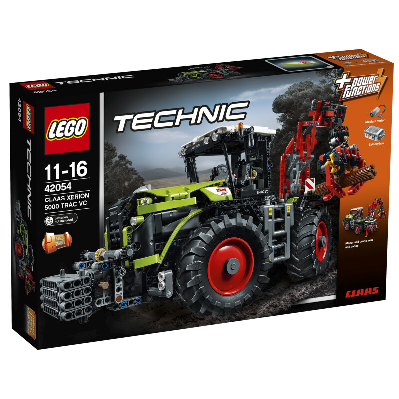 Lego Technic CLAAS XERION 5000 TRAC VC #1