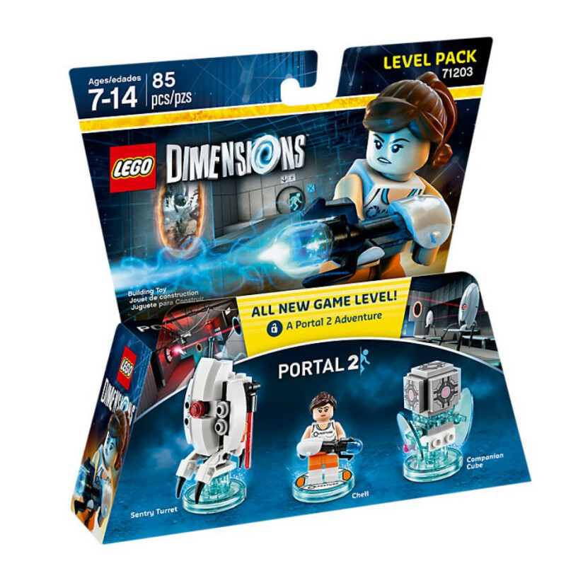 Lego Portal 2 Level Pack 71203 #1