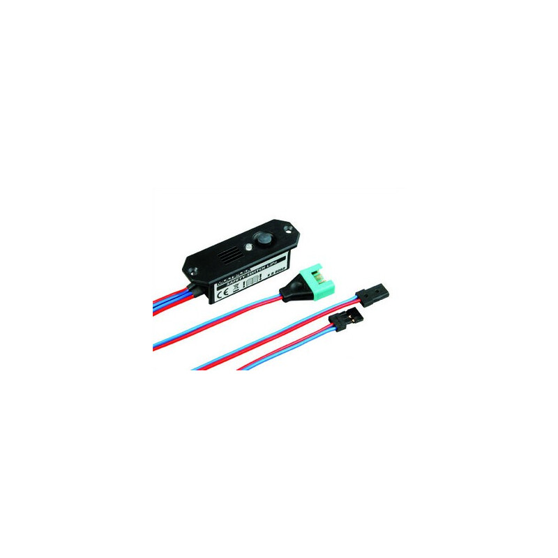 Multiplex Safety-Switch LiPo #1