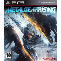 Konami Metal Gear Rising: Revengeance