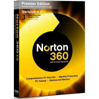 Symantec Norton 360 v4.0 Premier Edition