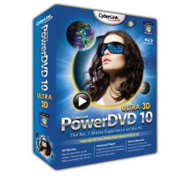 Cyberlink PowerDVD 10 Ultra 3D