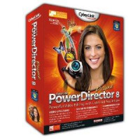 Cyberlink PowerDirector 8 Deluxe