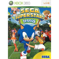 Microsoft SEGA Superstars tennis (Xbox 360)