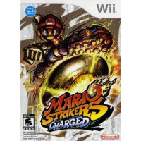 Nintendo Mario Strikers Charged (Wii)