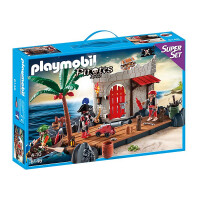 Playmobil Pirates Pirate Fort 6146