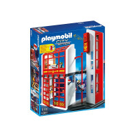 Playmobil Fire Station with Alarm 5361