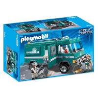 Playmobil City Action Money Transport Vehicle 5566