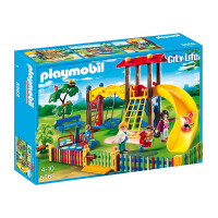 Playmobil City Life Children´s Playground 5568