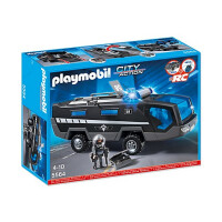 Playmobil City Action SWAT Command Vehicle 5564
