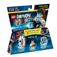 Lego Portal 2 Level Pack 71203