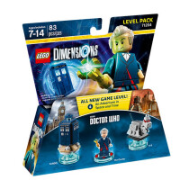 Lego Doctor Who Level Pack 71204