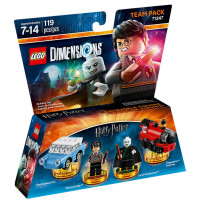 Lego Harry Potter Team Pack 71247