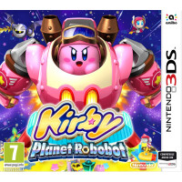 Nintendo Kirby: Planet Robobot (3DS)