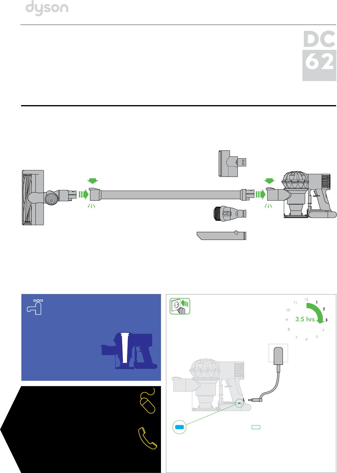 Manual dyson v6 щетка для пылесоса дайсон на олх