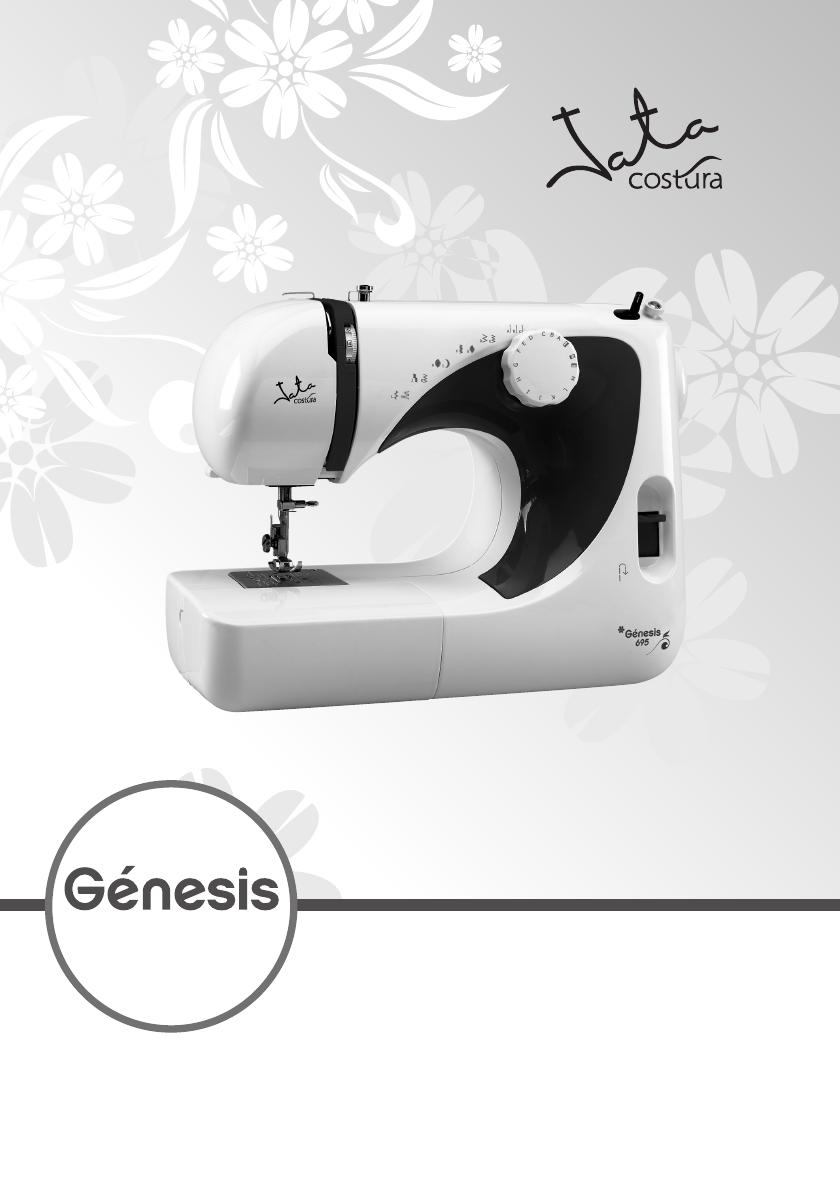 Manual Jata Mc695 Genesis 36 Páginas